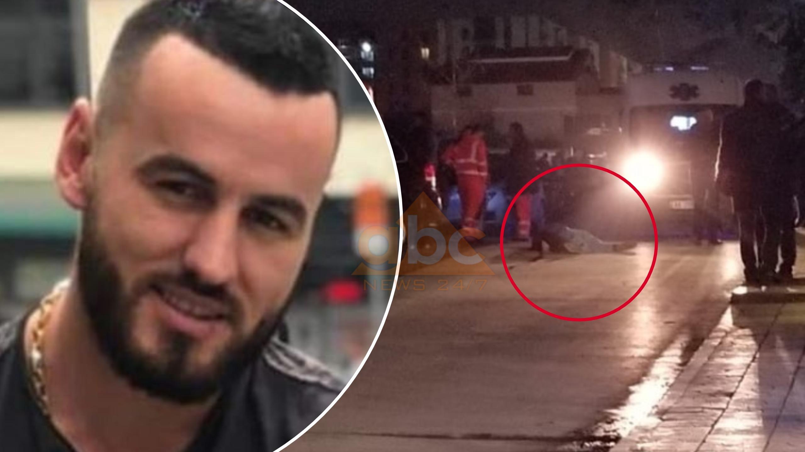 Kush është Vilson Noka, e shkuara kriminale e të riut që u vra mbrëmë në Tiranë