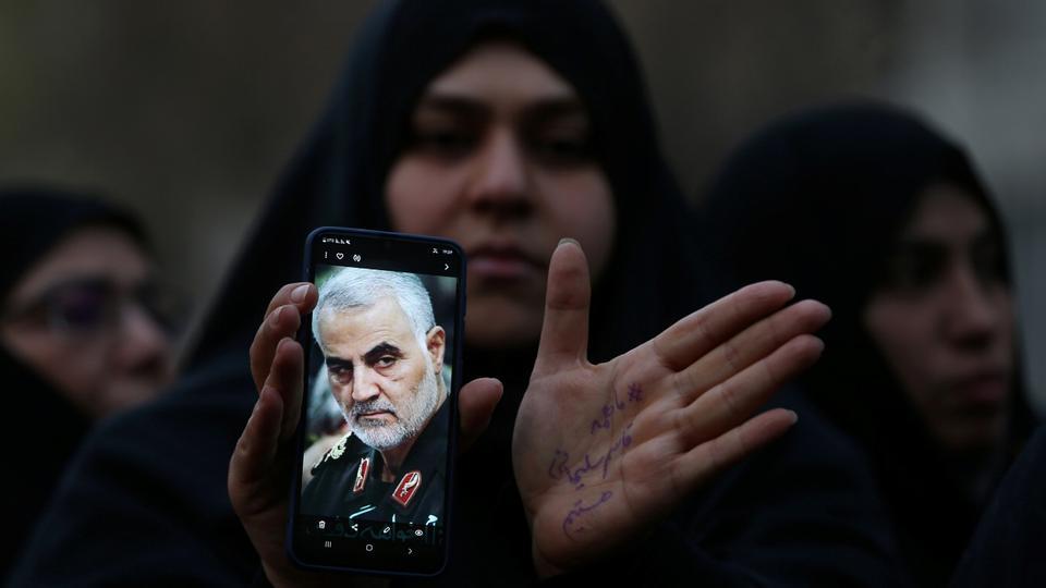 Vajza e Soleimanit kërcënon SHBA-të: Ditë të zeza po vijnë