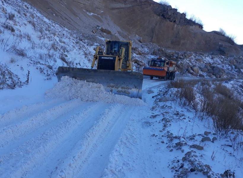 Kujdes nga bora dhe akulli, ARRSH njoftim për gjendjen e rrugëve