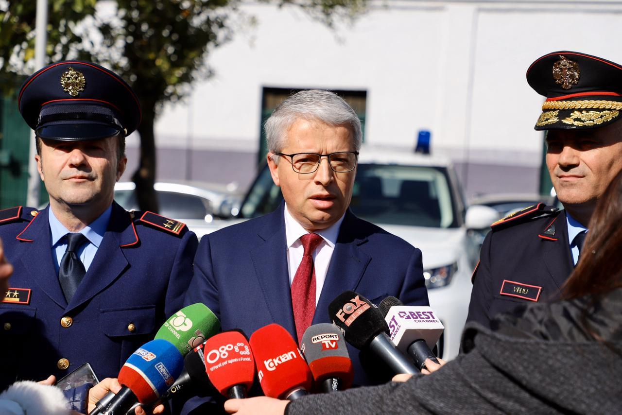 OFL, Lleshaj: Pasuritë e kriminelëve do t'i përdorim për komisariate, shkolla, klinika
