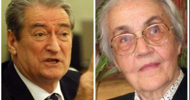 """""""Nënë monstër, grua me shpirt terroristeje"""": Berisha liston """"të zëzat"""" e Nexhmije Hoxhës"""
