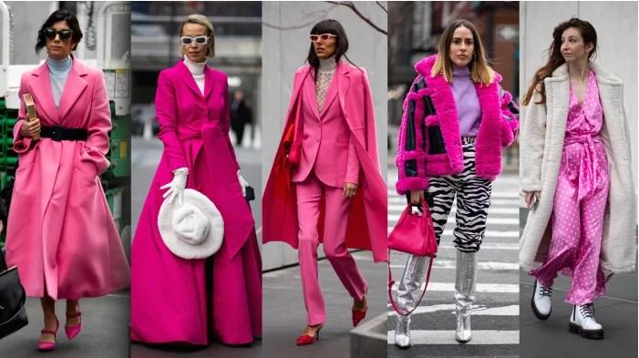 FOTO/ 'Java e Modës në New York', mbizotëron ngjyra rozë