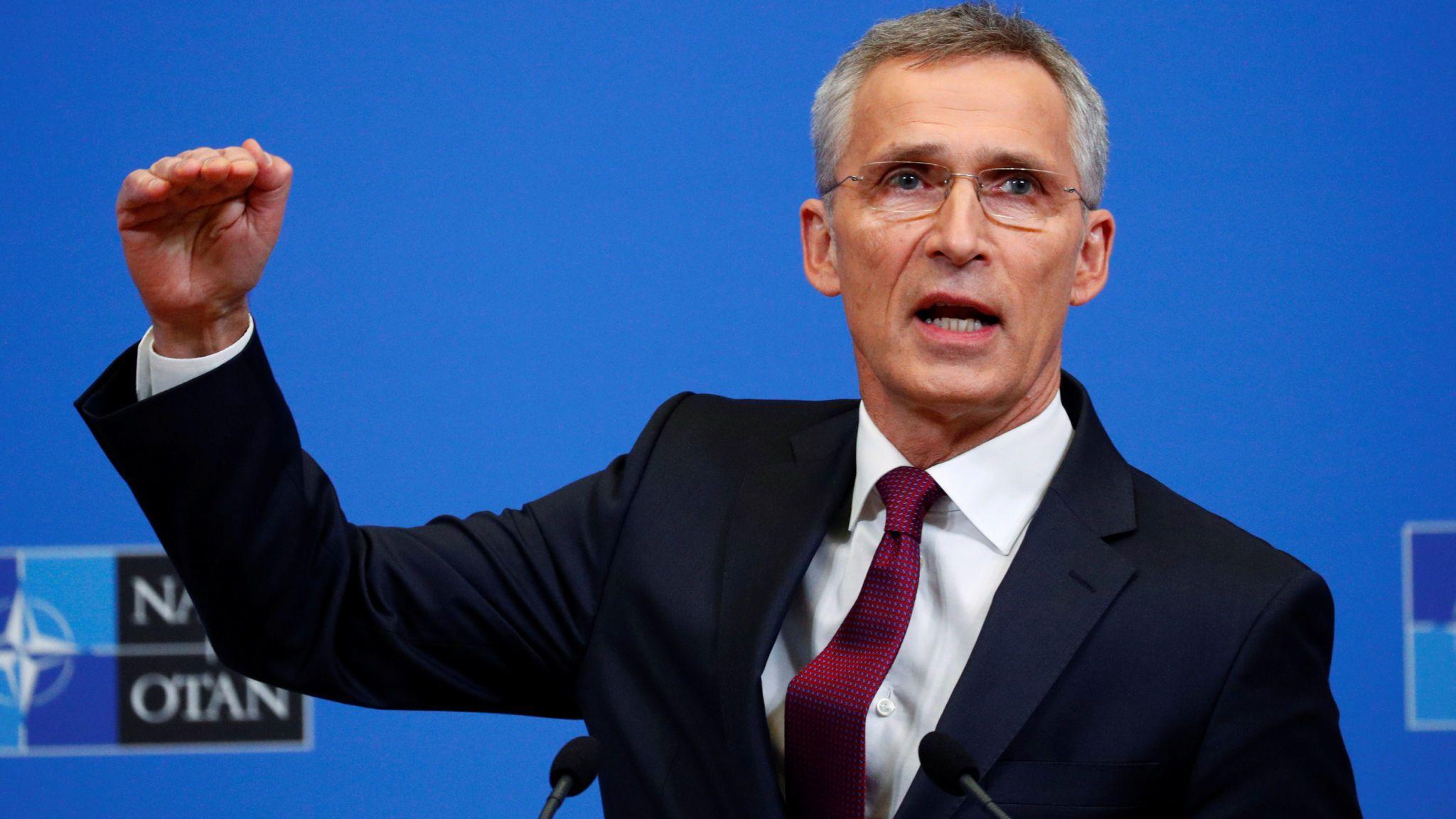 Stoltenberg kërkon më shumë bashkëpunim midis SHBA-së dhe Evropës