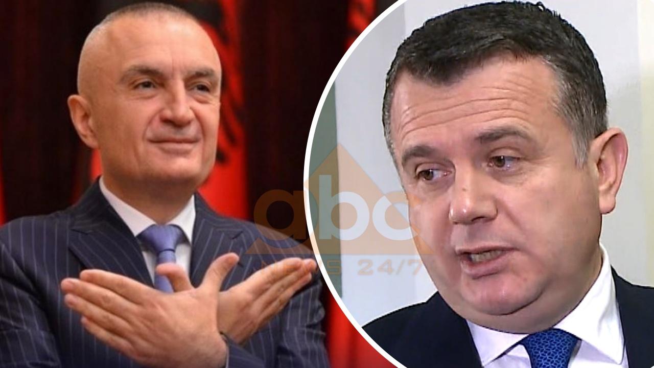 Balla: Ne s'kemi krizë, ka krizë Presidenti me Ilir Metën, ta ndajë mendjen nëse do dalë në opozitë