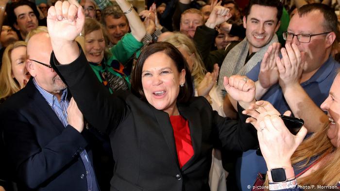 Partia e mbështetur nga grupi terrorist dëbon nga froni partitë tradicionale në Irlandë
