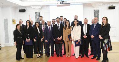 Në prani të ambasadorit Soreca, betohen para KLP 10 prokurorët e rinj