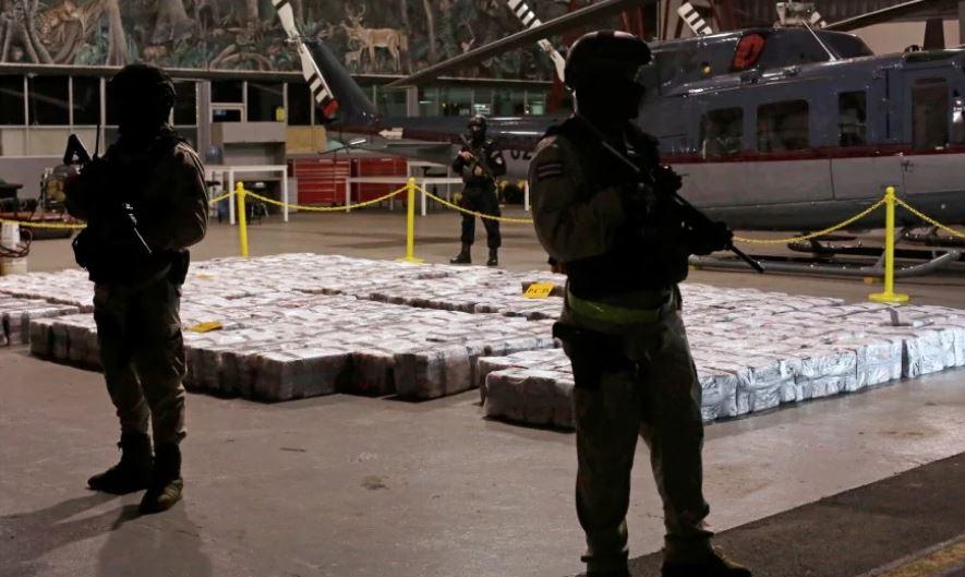 Sasia më e madhe në historinë e vendit, sekuestrohen 5 ton kokainë në Kosta Rika