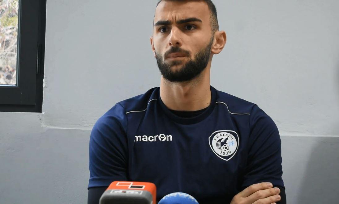 Abazaj tregohet modest: Kukësi nuk jam vetëm unë, kemi ekip të mirë