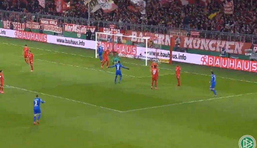 """VIDEO   Dy gola të shpejtë në """"Allianz Arena"""", Bayern reagon menjëherë"""