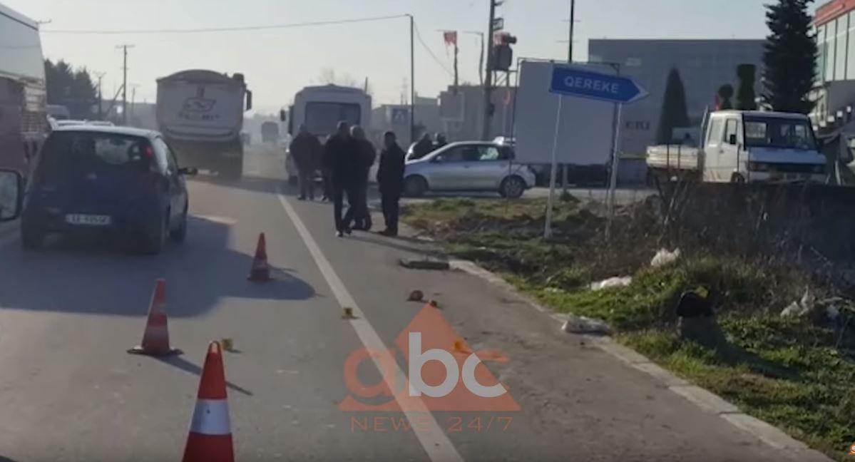 Aksident në Fushë-Krujë, makina përplas një këmbësor