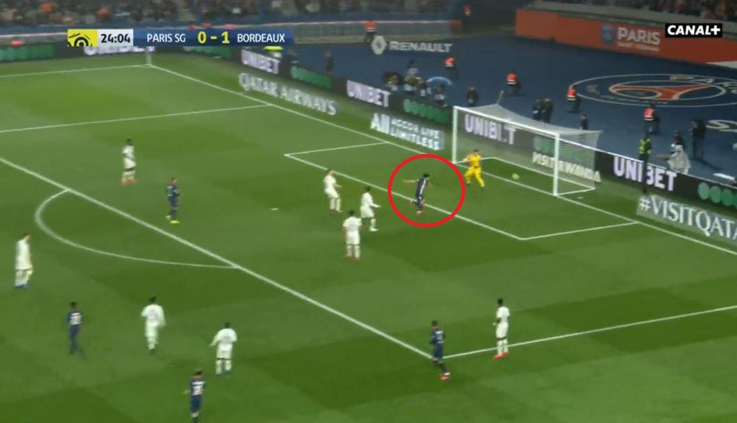 VIDEO | PSG ndëshkohet nga Bordeaux, Cavani rikthen qetësinë me golin jubilar