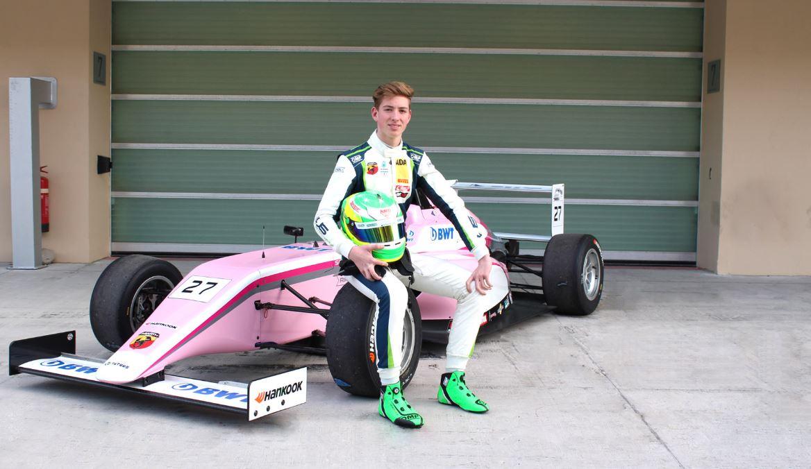 Dinastia Schumacher vazhdon, 18 vjeçari David do të garojë në Formula 3