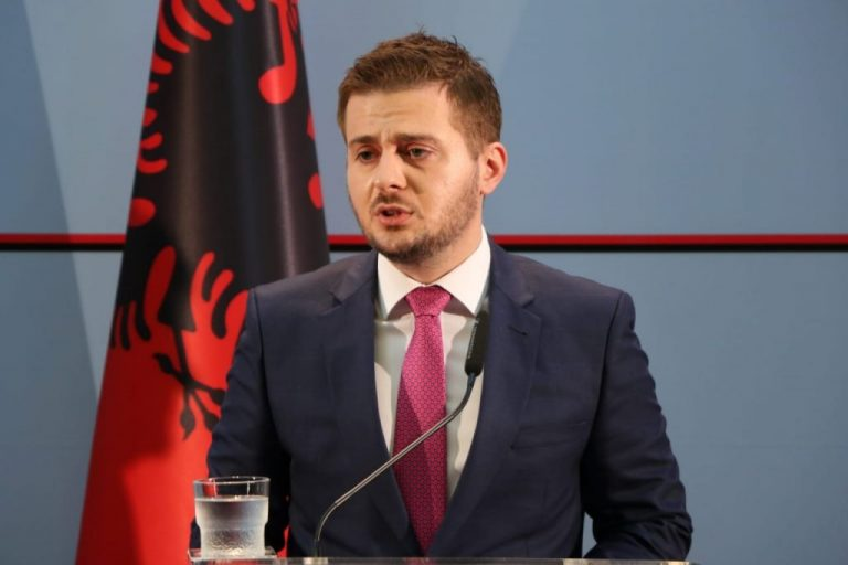 """General Consulate opens in Struga"" Cakaj: It will strengthen  the relationship of Albanians in the region"