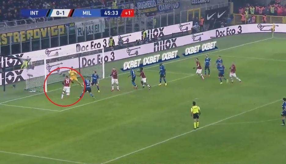 VIDEO | Nuk mund të mungonte, Zlatan Ibrahimovic shënon në derbi!