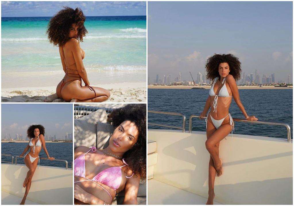 """Fotot provokuese të modeles së njohur, """"tërbohen"""" dy futbollistët italianë"""