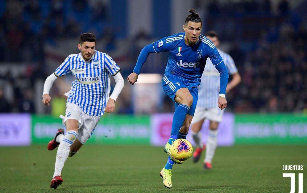 VIDEO | Juve cinike si gjithmonë, Ronaldo dhe Ramsey mposhtin Spal