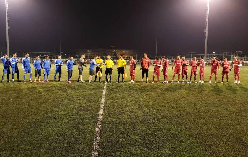 Rekord dhe gola në Kastrioti-Vora, jepen katër penallti në pjesën e parë