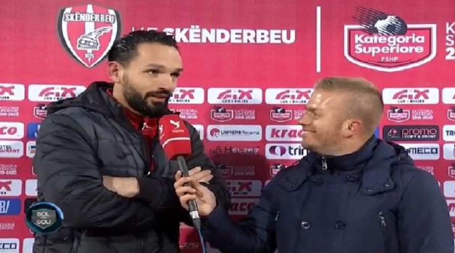 Sekreti i penalltisë dhe i trajnerit Daja, Enea Koliçi zbulon gjithçka