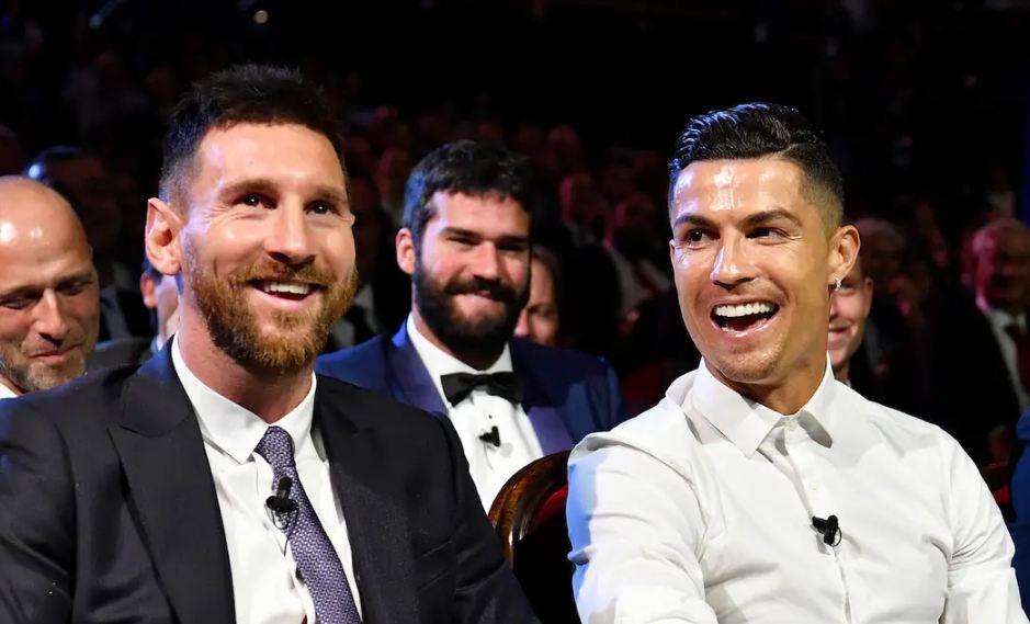 """Dominuesit e futbollit në shekullin e ri, Messi e Ronaldo shtatë """"kate"""" mbi të tjerët"""