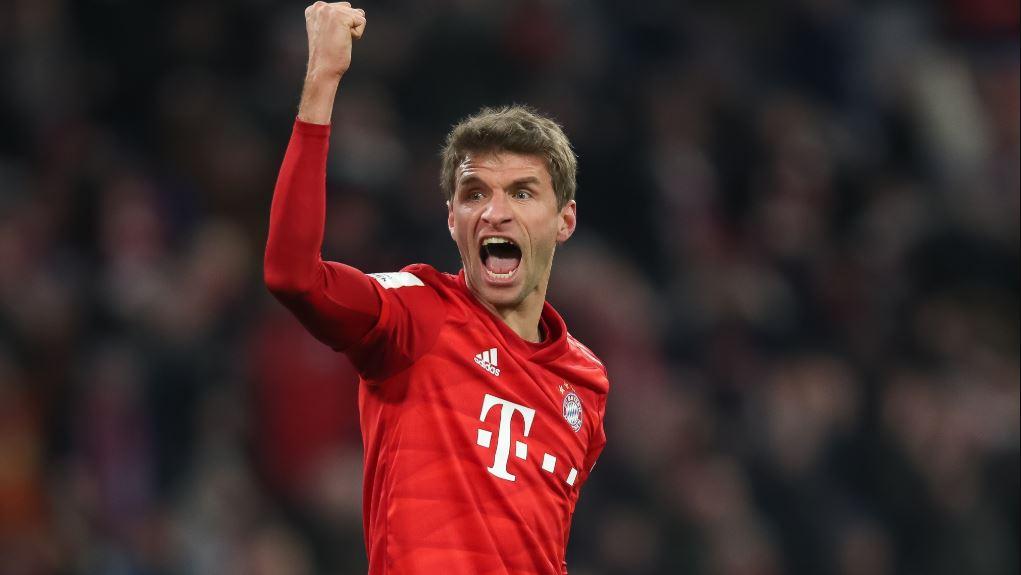 VIDEO   Gafa e vitit nga Muller, e bën baltë në takimin kundër Schalke