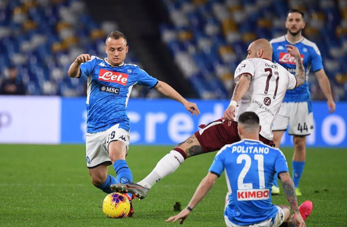 VIDEO   Napoli nuk ndalet, merr fitoren e tretë radhazi në Serie A