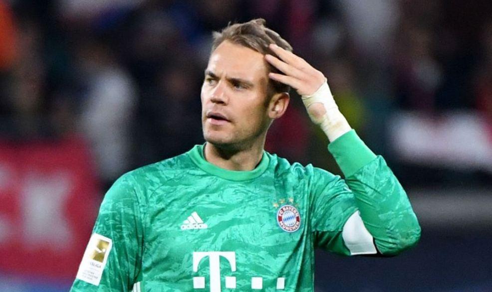 Sirena angleze për Manuel Neuer, Bayern dëshiron rivalin e tij të madh