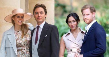 Meghan & Harry vendosën të shkojnë në dasmën e princeshës