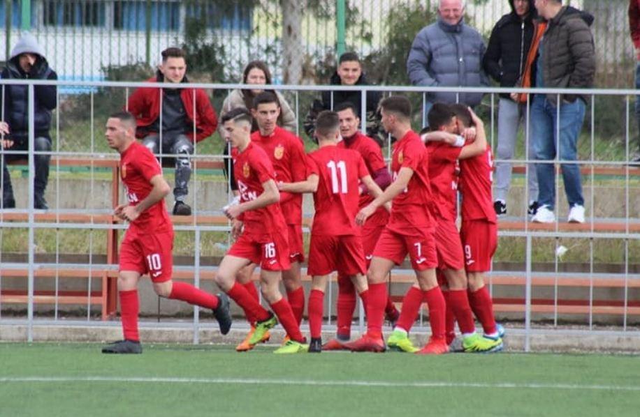 Partizani-Tirana në finalen e U17, Shënkolli surpriza e bukur e të rinjve