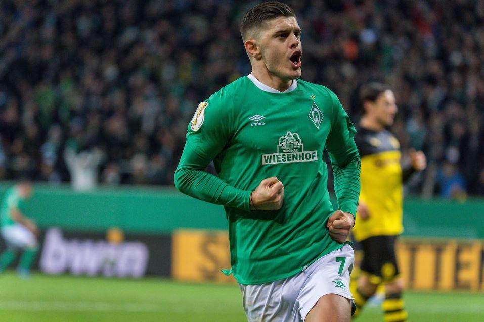 Rekord fantastik te Werderi, Milot Rashica bëhet lojtari i vetëm që…
