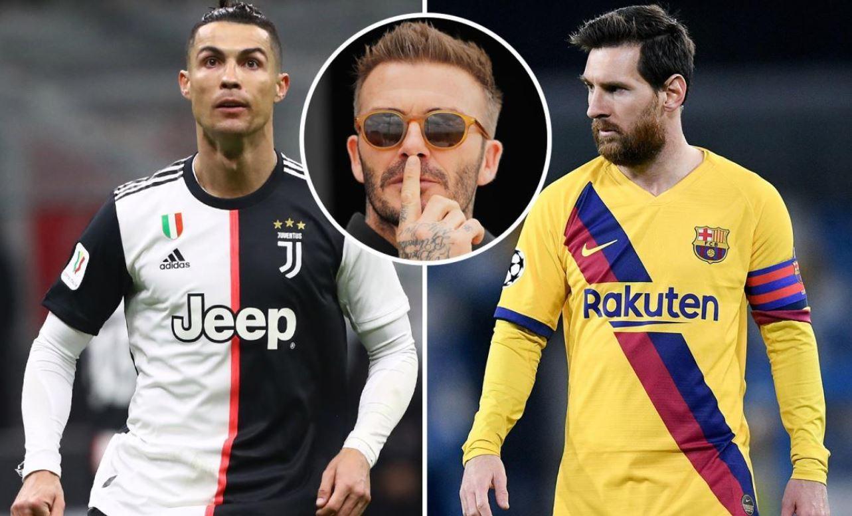 Çmenduria e Beckham, zbulohet strategjia për të bashkuar Messin e Ronaldon