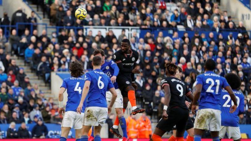 """VIDEO   Katër gola për 25 minuta, Rudiger eviton humbjen e Chelsea ndaj """"Dhelprave"""""""