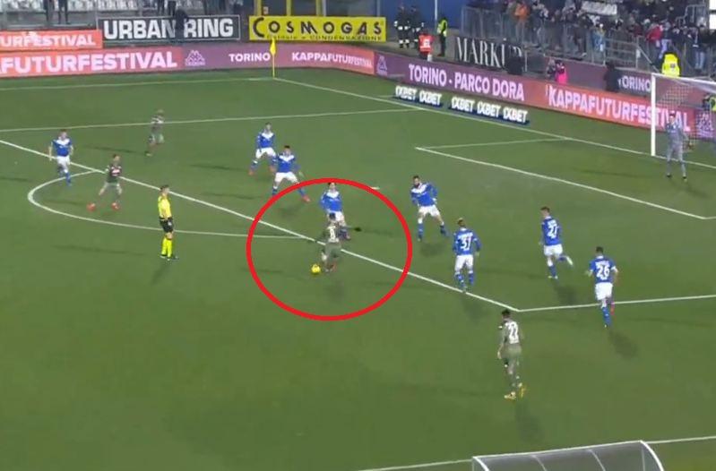 VIDEO | Napoli përmbys Brescian për 5 minuta, Fabian Ruiz gjenial