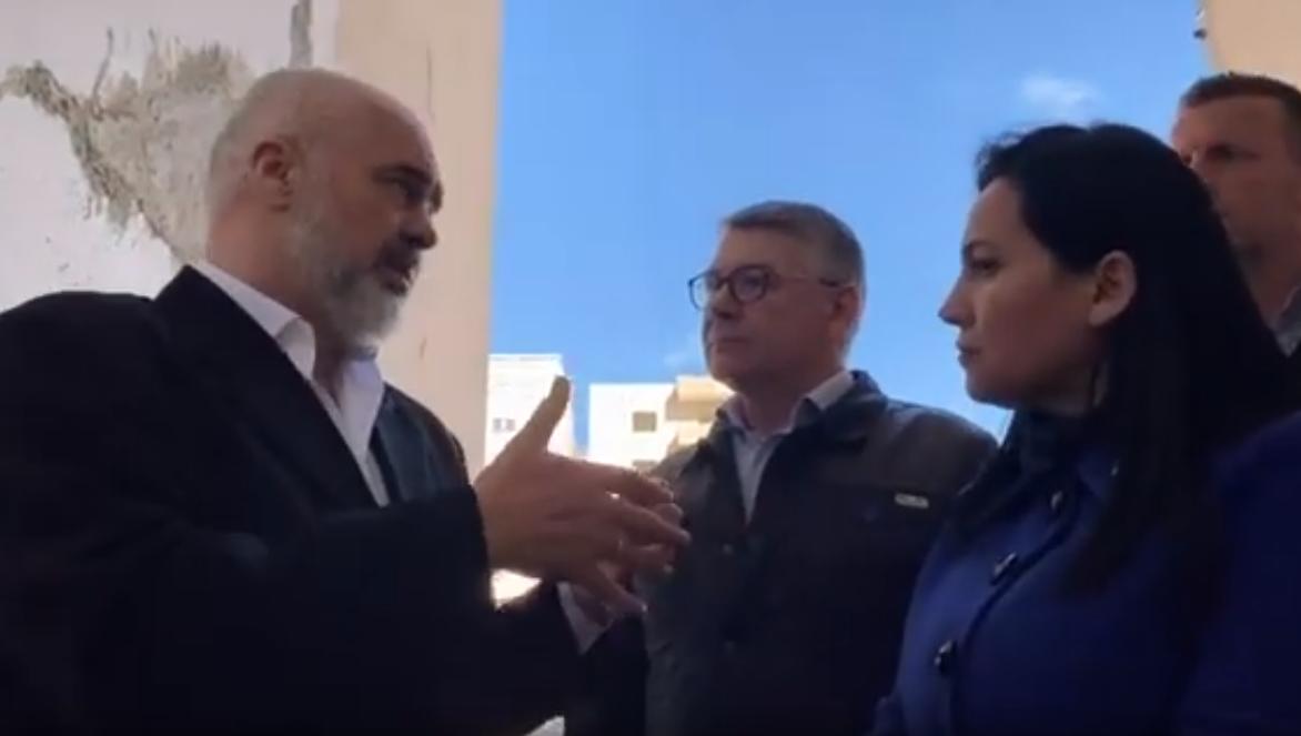 """""""Vijnë të tjerët nga fundi i botës, këta duan rroga shteti"""", Rama flet për rindërtimin në Durrës"""