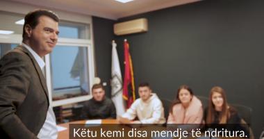 Basha takon programuesit e rinj: E ardhmja juaj do jetë në Shqipëri