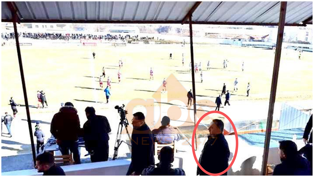 FOTO/ Haxhi Memolla pësoi infarkt në stadium, momentet e fundit të jetës