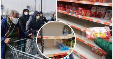 Koronavirusi mbërriti në Greqi, nis boshatisja e supermarketeve