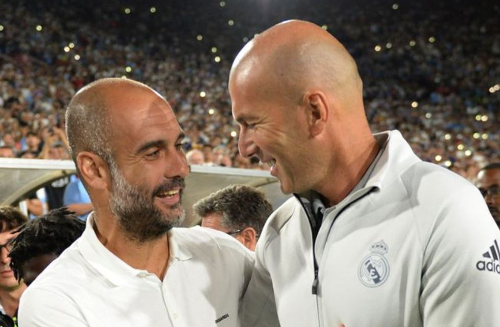Zidane: Guardiola më i miri në botë, më jep gjithmonë sugjerime interesante