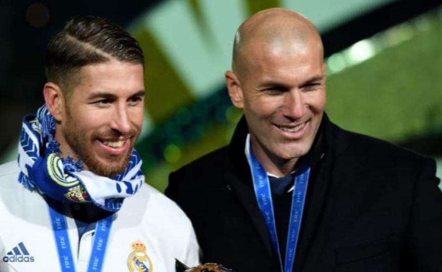 Ëndrra e madhe e Ramos, Zidane: E mbështes plotësisht, e kam vetë si peng