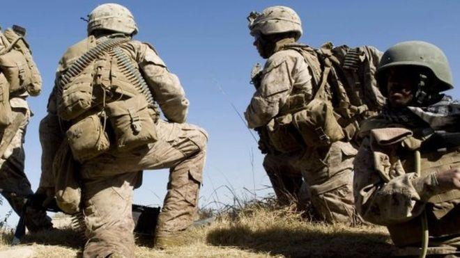 Vriten dy ushtarë amerikanë në Afganistan