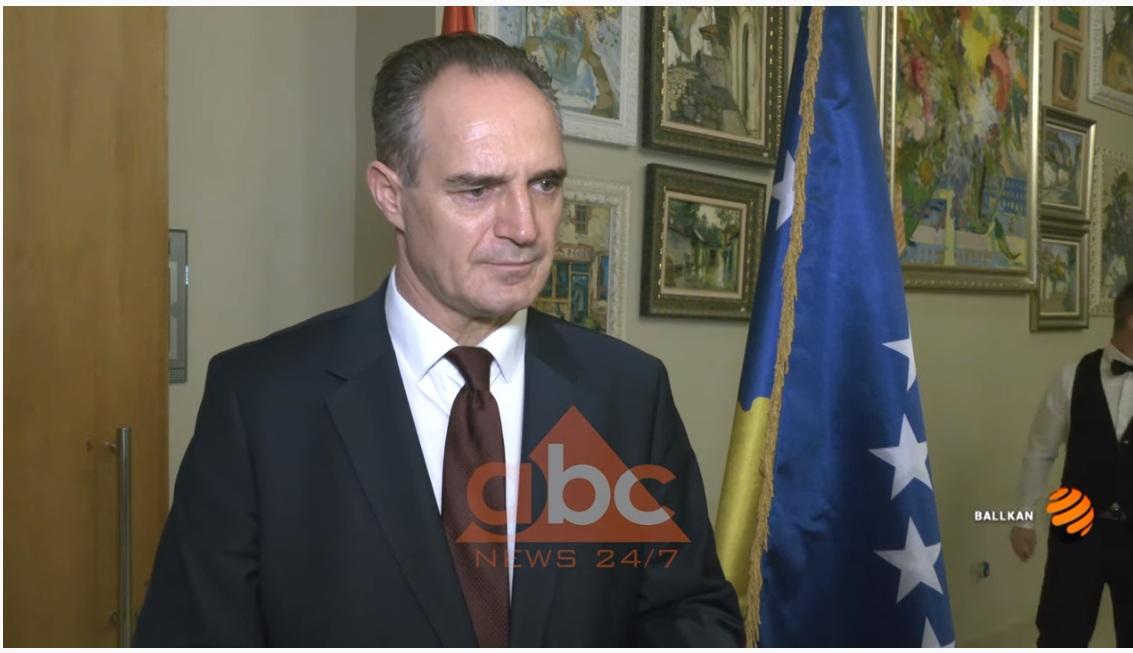 INTERVISTA/ Ambasadori i Kosovës në Tiranë fton Serbinë për festimin e 12 Vjetorit të Pavarësisë