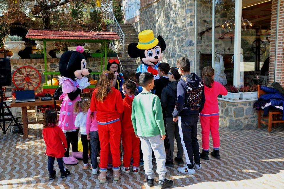 KNFSH zhvillon një aktivitet social dhe kulturor me fëmijët jetimë të zonës së tërmetit