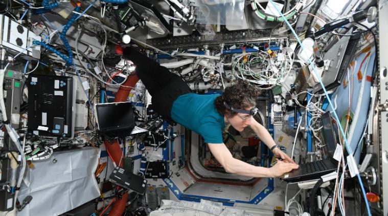 Rekordi i ri hapësinor, Christina Koch kalon 328 ditë në hapësirë