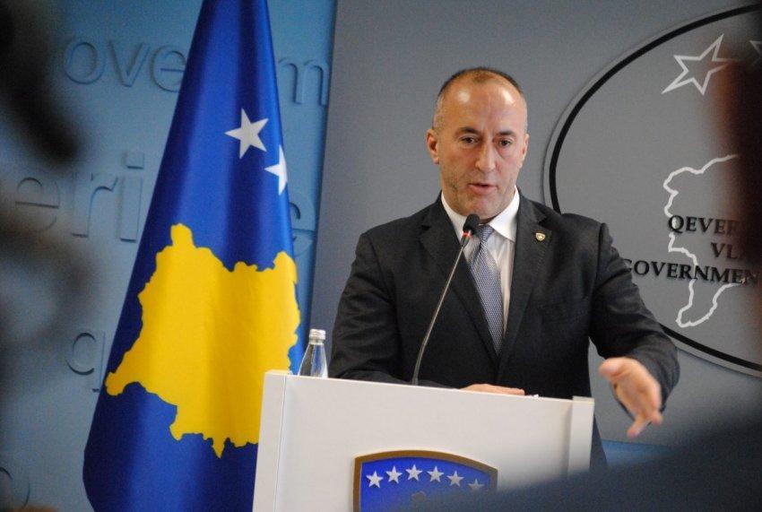 Koalicioni LVV-LDK, Haradinaj: Vonesa e paarsyeshme, AAK nuk do ta votojë Qeverinë Kurti