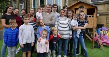 Familja më e madhe në Britani, gruaja pret fëmijën e 22-të