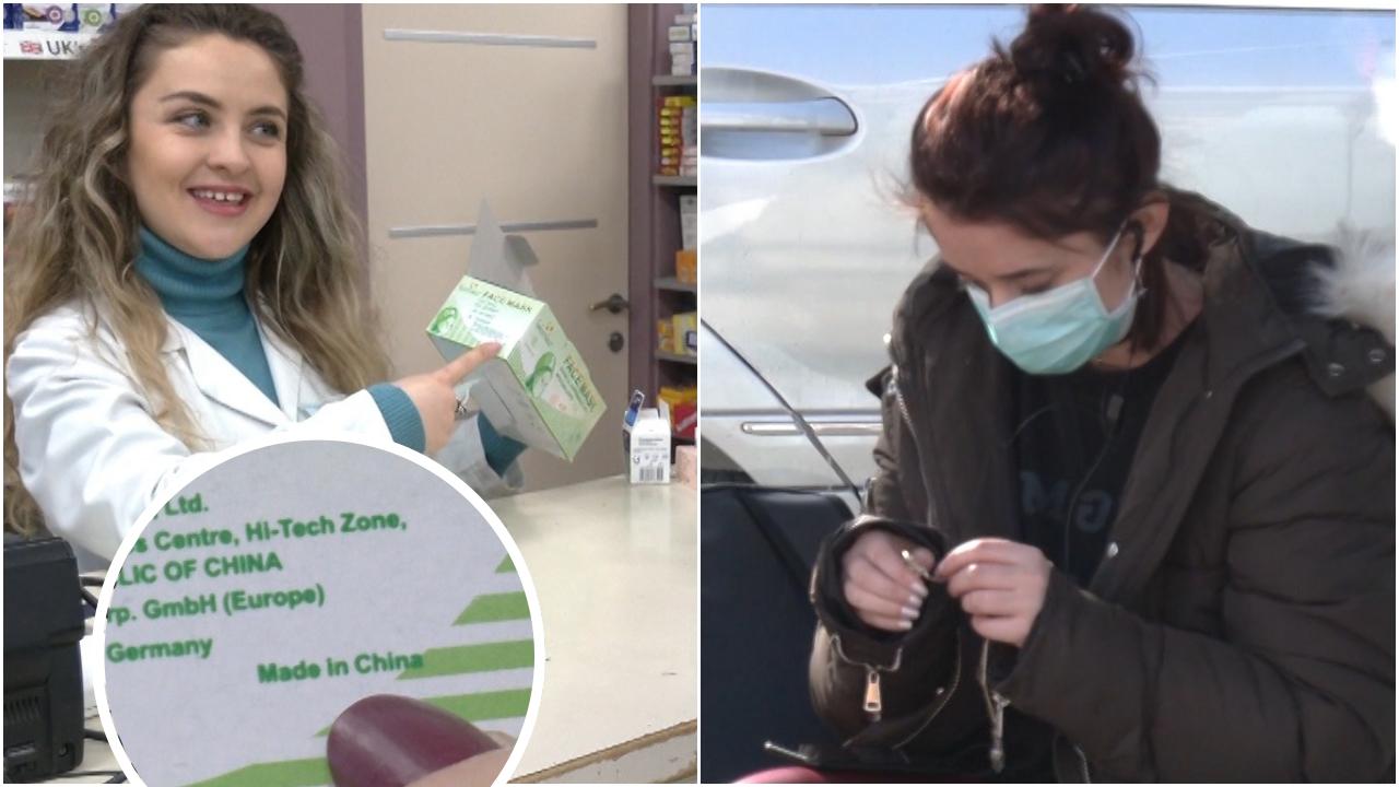 """Koronavirusi """"përpin"""" maskat, farmacistja: I blejnë me shumicë dhe i çojnë në Kinë"""