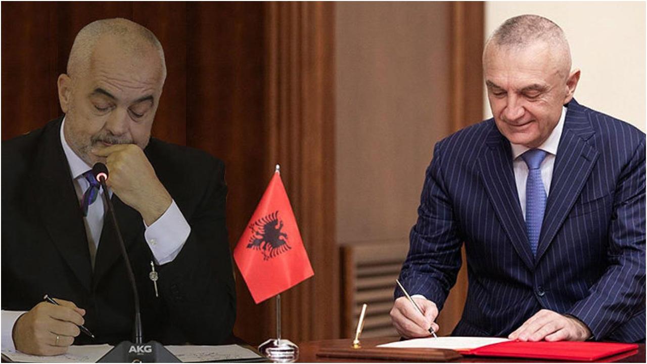 Basti i ri i Ilir Metës ndaj Edi Ramës në emër të Kushtetutës-Politika në Abc News