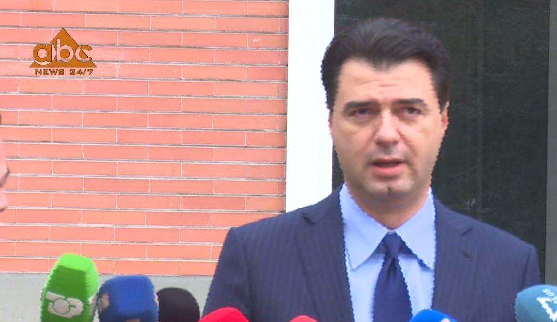 """""""Shqiptarët duhet të zgjedhin me votë të lirë"""", Basha: Beteja e opozitës janë zgjedhjet e parakohshme"""