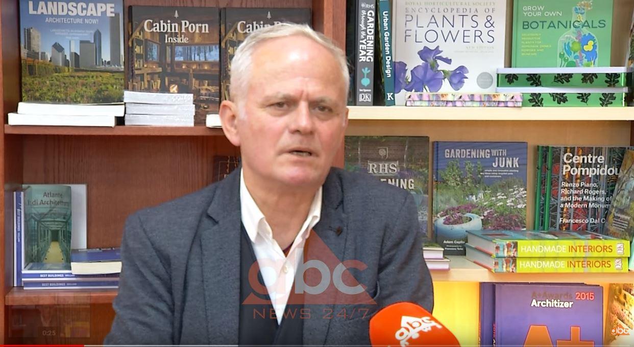 Bëhet realitet prozëshkrimi i Pjetër Budit, Gjoka: Autorëve shqiptarë duhet t'u njihen vlerat