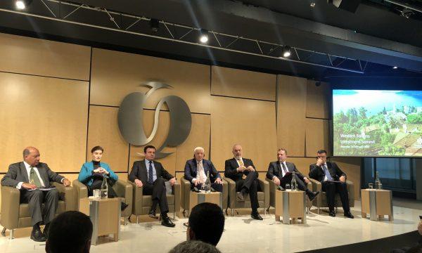 Kryeministri Albin Kurti në Londër, kërkon reciprocitet me Serbinë