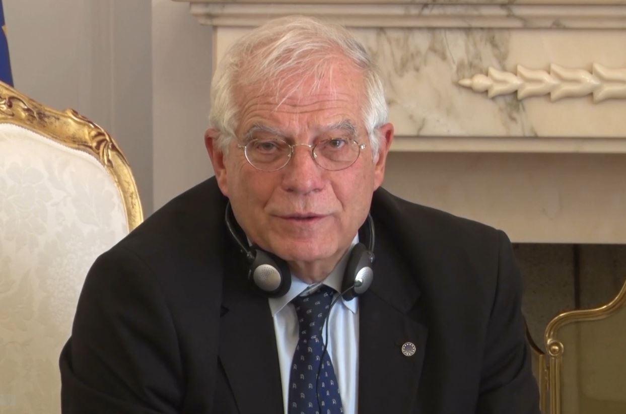 """""""Statusquoja aktuale është e padurueshme"""", Borell përshëndet qeverinë e re Kurti"""
